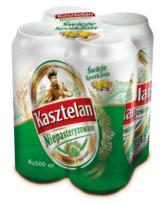 Piwo Kasztelan Niepasteryzowany
