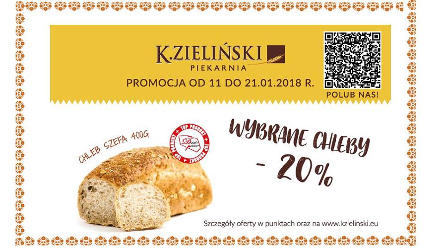 Promocja chleb