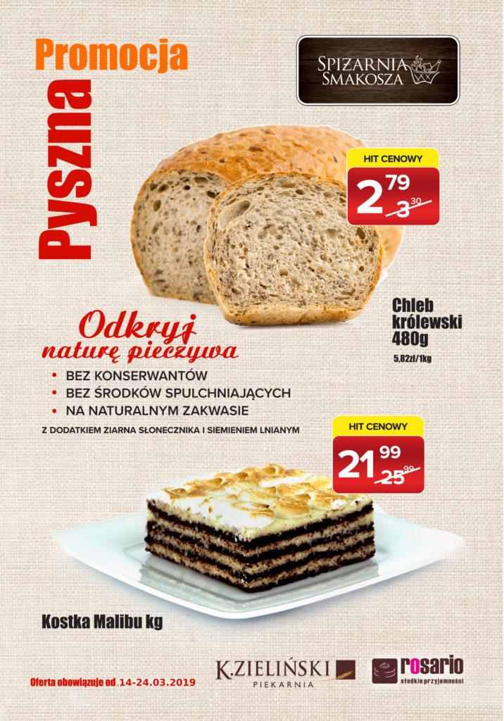 Oferta piekarnicza