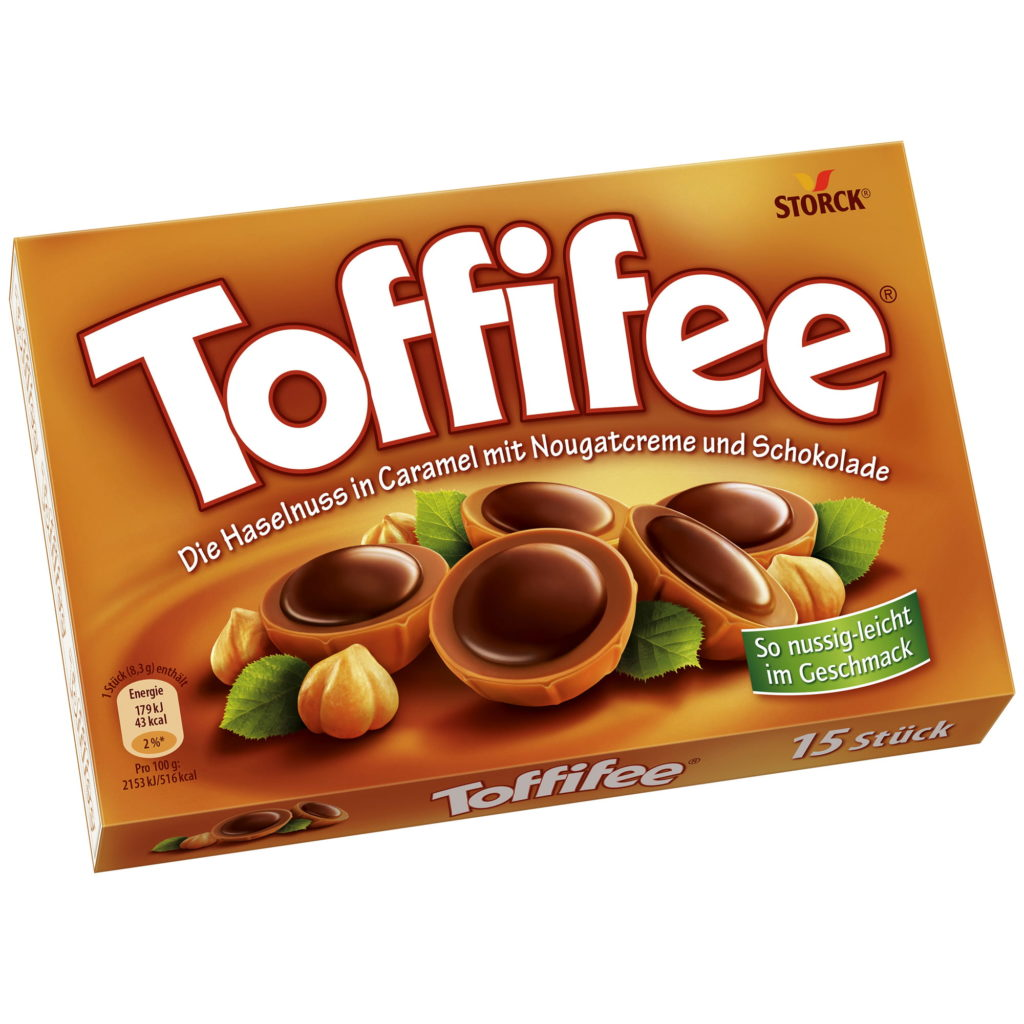Toffiffe 125g