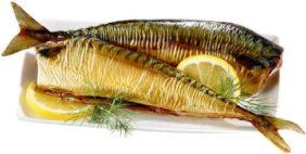 Makrela wędzona