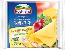 Hochland Plastry topione