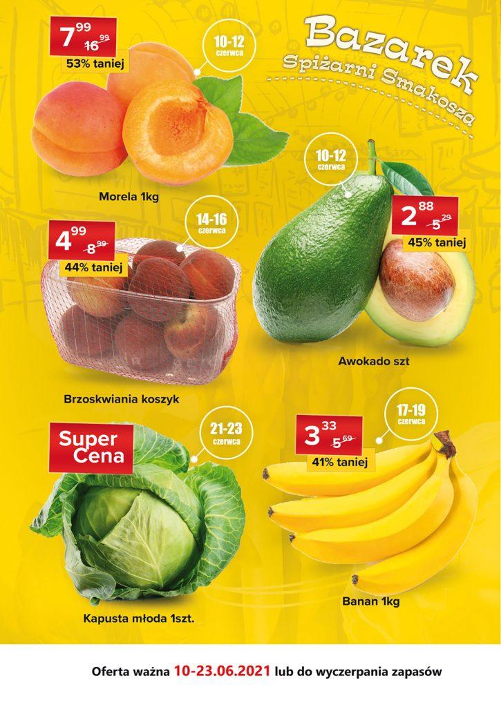 Bazarek warzywa